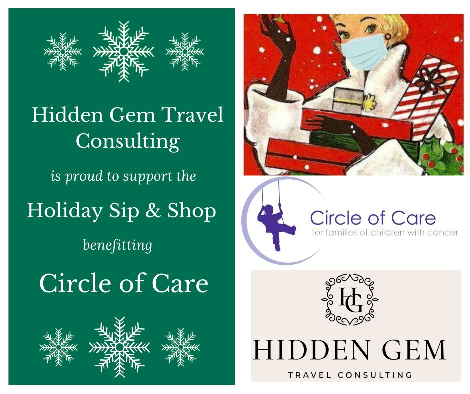 Join me at the virtual Holiday Sip & Shop!